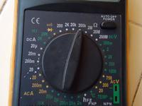 Agregat prądotwórczy z modulem spawalniczym. Brak napiecia