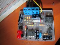 �ciemniacz o�wietlenia kabiny samochodowej - AVT2733