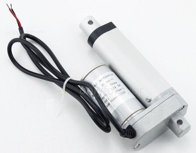 Sterowanie silnikiem liniowym dzięki czujnikowi natężenia światła