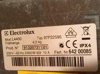 Electrolux/AEG L4400 913207311 - Pralka cieknie - prośba o ocenę zdjęć wycieku