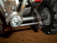 Samochód zdalnie sterowany DIY