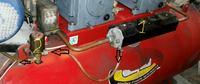 kompresor - puszcza powietrze