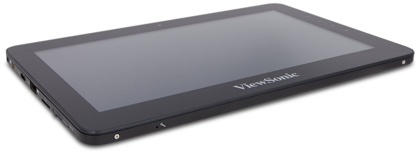 ViewSonic ViewPad 10Pro - nowy tablet z Atom Z670, Windows 7 i Android