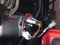B&S 13,5 KM - zbyt duży prąd ładowania