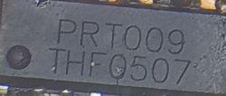 Identyfikacja IC - sterownik IR z pilota
