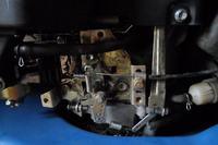 Einhell BM 40 K Royal - zatykający się gaźnik