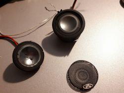 - Dobór audio oraz naprawa głośników wysokotonowych