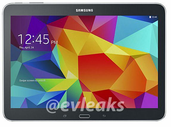 "Samsung Galaxy Tab 4 10.1 - 10,1"" tablet z Snapdragon 400 nieoficjalnie"
