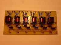 Mostek tyrystorowy sterowany, sześcio pulsowy