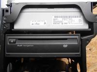 Audi a6 c6 2005 2.0 tdi Avant - Brak czytnika dvd lub instalacja nowej navi.