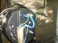 zamiana prądnicy na alternator w ciągniku c330