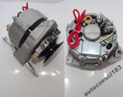 Ursus C-385 - Podłączenie alternatora