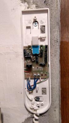 Przedłużenie kabla od domofonu cyfrowego