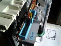 CNC plotter ze złomu komputerowego