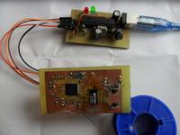 Sterowanie świątecznymi lampkami przez sieć Ethernet - 100% DIY - PIC18F67J60