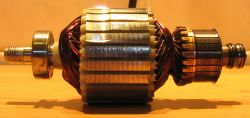 Odkurzacz Zelmer Meteor 2-wymiana łożyska w silniku 308.2