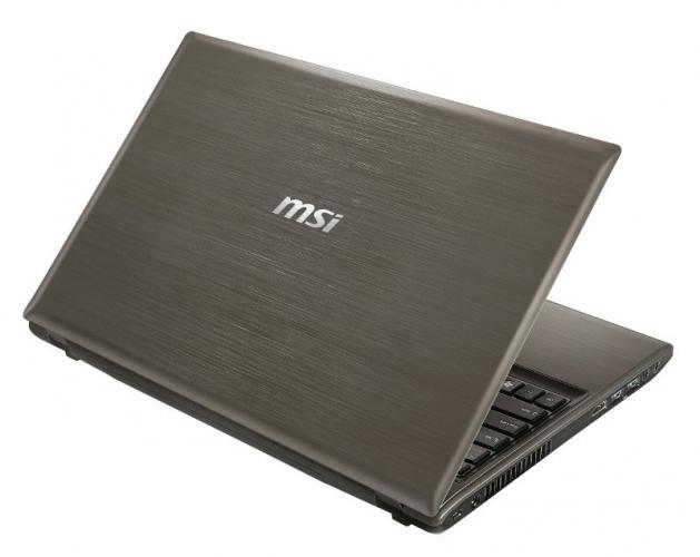 MSI GE620DX - nowy notebook dla graczy z GPU Boost i CinemaPro