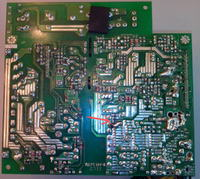 Chieftec model: CFT-650-14C - Niskie napięcie na linii +5V