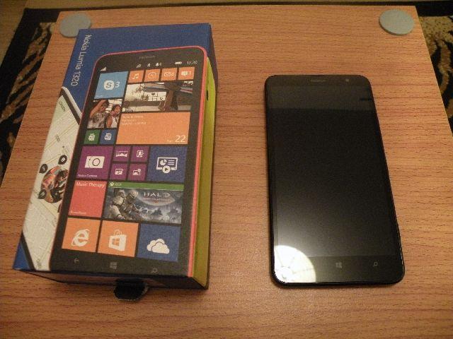 [Sprzedam] Nokia Lumia 1320 - nowa nie u�ywana. Pe�en zestaw