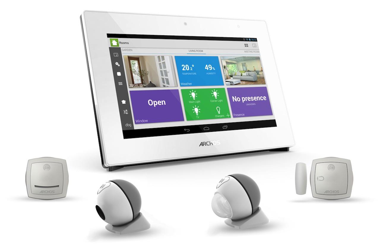 Archos Smart Home Starter Pack - system inteligentnego domu za 249 dolar�w?