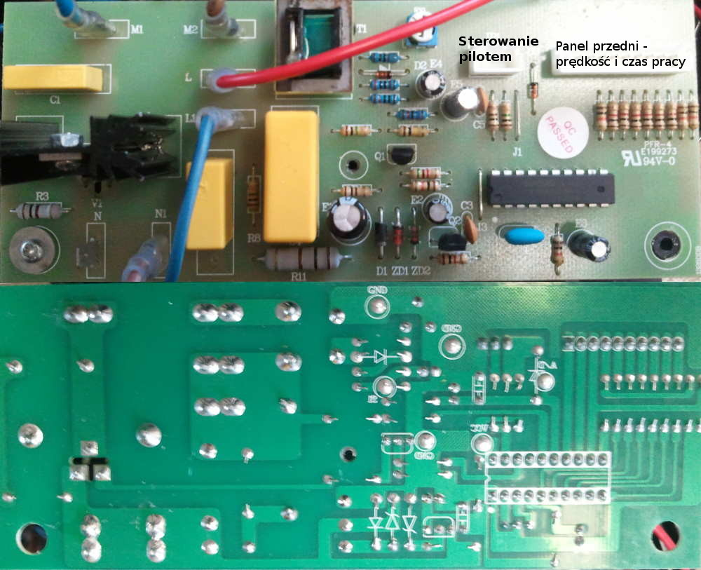 Odkurzacz Powermed Mediline - wy��cza si�, uszkodzona elektronika?