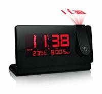 Instrukcja obsługi zegara z projektorem i termometrem zewn. Oregon RMR391P/PA/PU