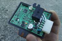 Moduł domykania szyb z pomiarem prądu na ACS712