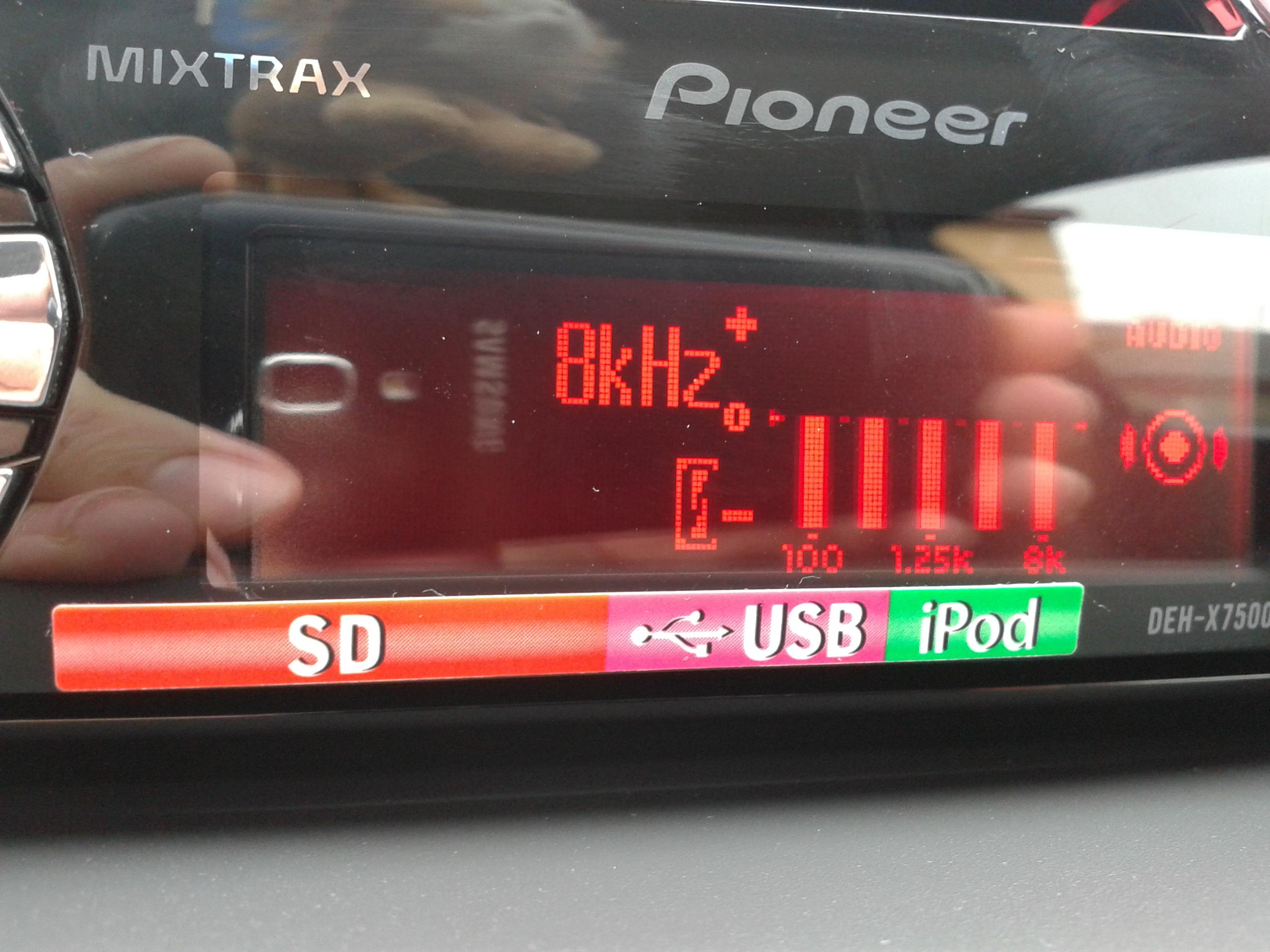 Konfiguracja radia - Filtry,Sla i inne