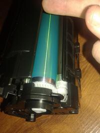 HP LaserJet M 1120 MFP - Drukuje białe strony, wypluwa ciepłe kartki