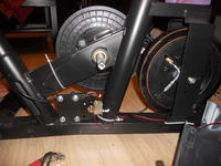 Stamm Bodyfit 203 - nie działająca zmiana obciążenia w rowerku stacjonarnym