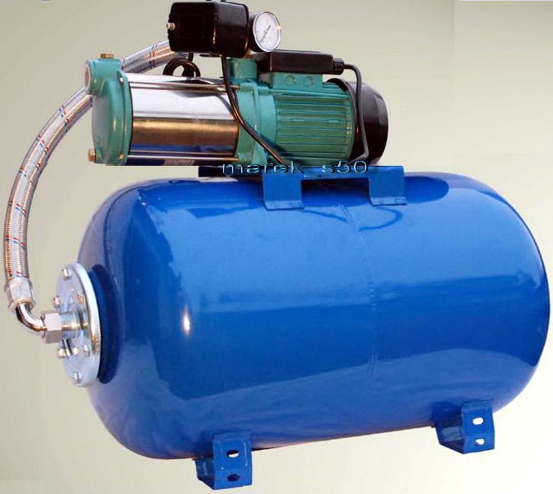 Hydrofor czasami nie ssie wody ze studni