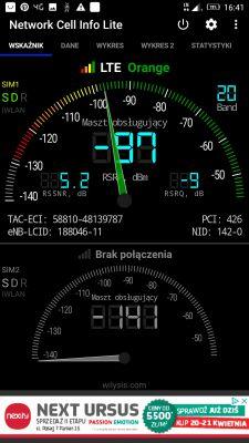 Dobór anteny LTE do routera Huawei B593u-12