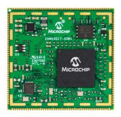 Microchip prezentuje nowe moduły SiP i SoM z układami ARM