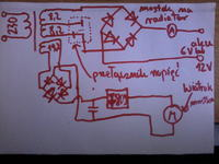 Budowa prostownika z napi�ciem 6V i 12V i z regulacj� pr�du