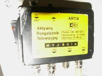 Antena AX1000 DVB-T - zły odbiór