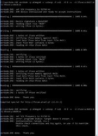 POGOTOWIE - k�opoty z zaprogramowaniem, zablokowaniem, fusebit-ami, itp.