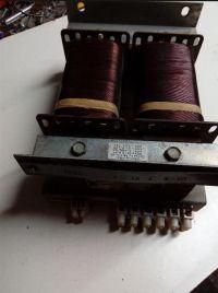 Transformator sterowniczy 400V, przezwojenie uzwojenia wtórnego?