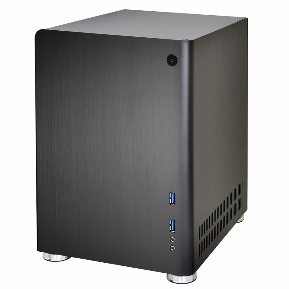 Lian-Li PC-Q01 - niedroga, kompaktowa, lekka obudowa Mini-ITX