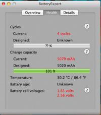 Apple Macbook - Nowa bateria A1185 - nie działa ?
