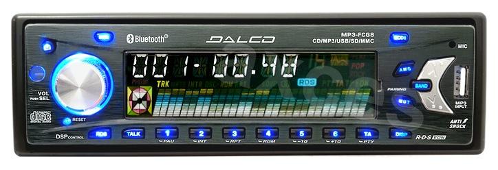 Dalco MP3-FCG8 - Jakie najlepsze g�o�niki do tego?
