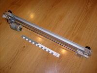 Kompaktowa frezarka CNC z serwomotorami
