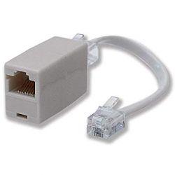 Jak podłączyć kabel RJ45 do wejścia RJ11