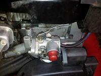Silnik Tecumseh - ogromne obroty, zepsuty regulator, wyciekające paliwo