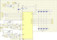 Mostek L298N - schemat płytki - sprawdzenie + pytania