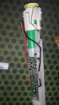 Szczoteczka elektryczna Philips HX3110 - naprawa