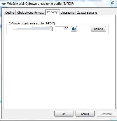 Brak dźwięku po podłączeniu laptopa do TV - HDMI
