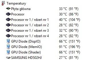 Zmiana chłodzenia w karcie graficznej Radeon HD5850