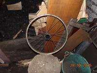 [Sprzedam] Części do starszych rowerów Romet i innych miejskich