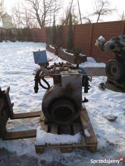 Budowa spręzarki lokomotywy sm30 pomoc