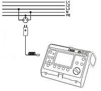 Falownik - Pomiar wyższych harmonicznych generowanych przez falownik